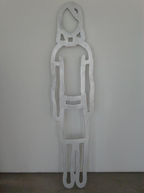 , 'Graffitigirl Cutout,' 2014, Zemack Contemporary Art