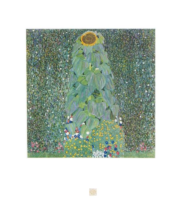 , 'The Sunflower [Das Werk Gustav Klimts],' 1908-1914, Jason Jacques Gallery