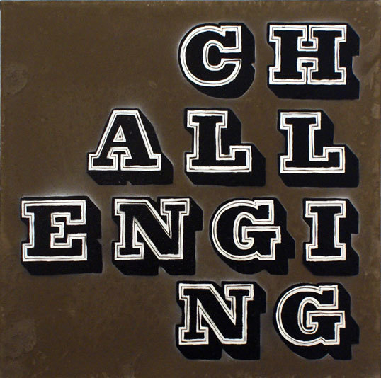 , 'Challenging,' 2008, Black Book Gallery