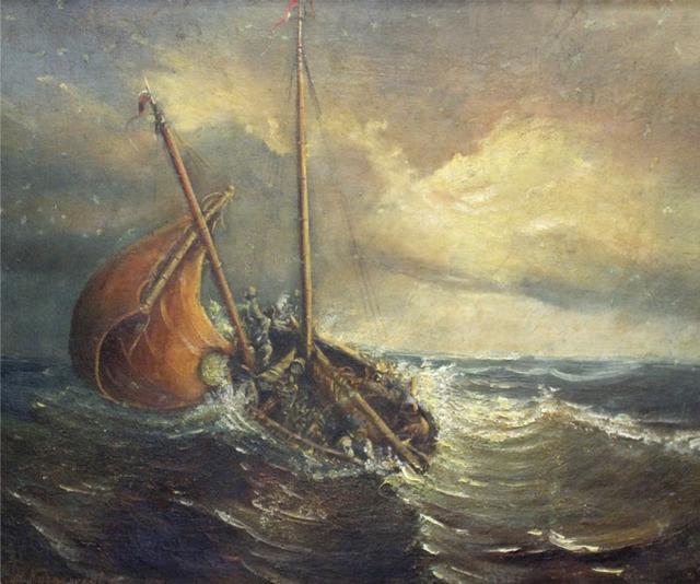 Aleksei Petrovich Bogolyubov, 'Untitled', ca. 1860, OYANU Gallery