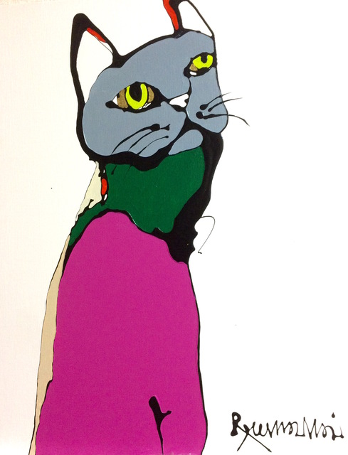 Ryuma Imai, 'Cat', 2015, H-art Beat Gallery