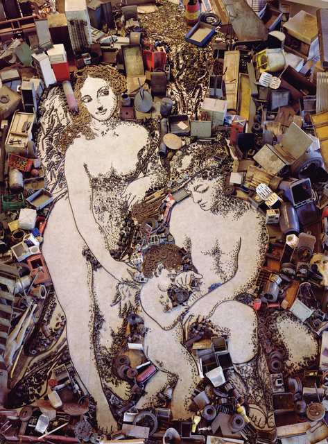 , 'The Education of Cupid, after Correggio,' 2004, Gary Tatintsian Gallery