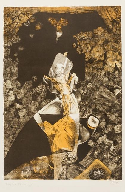 Dorothea Tanning, 'Bateau bleu (The Grotto)', 1950, Forum Auctions