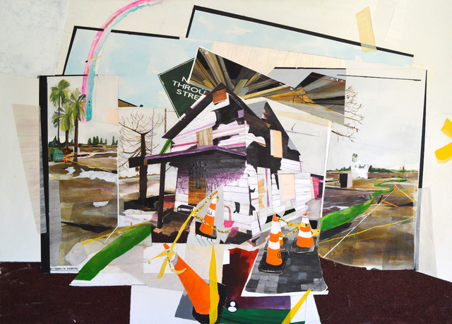 , '1:50 / 3:05,' 2018, Jonathan Ferrara Gallery
