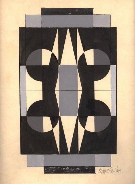 , 'Geometrico,' 1958, Sammer Gallery LLC