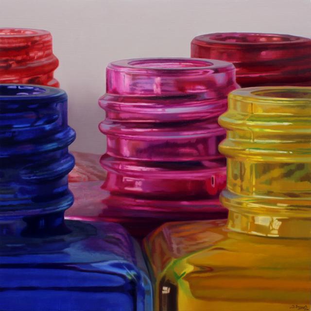 Javier Banegas, 'Colour Fragment', Plus One Gallery