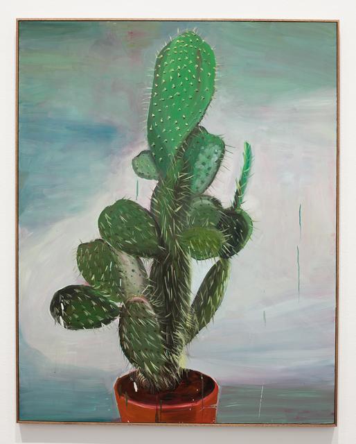 , 'Dull/Cactus,' 2018, Galleri Magnus Karlsson
