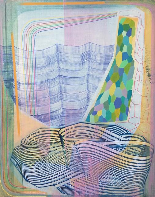 , 'Swish,' 2018, Adah Rose Gallery