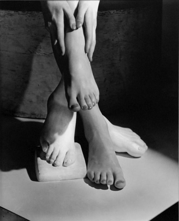 Horst P. Horst, 'Barefoot Beauty, New York', 1941, Staley-Wise Gallery