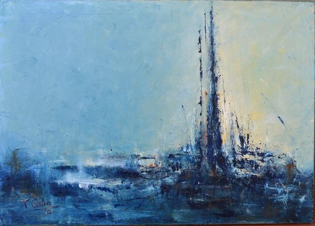 , 'Profundo,' 2015, ACCS Visual Arts