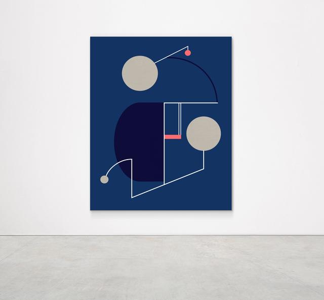 , 'A Dusk Kiss,' 2019, Kristin Hjellegjerde Gallery
