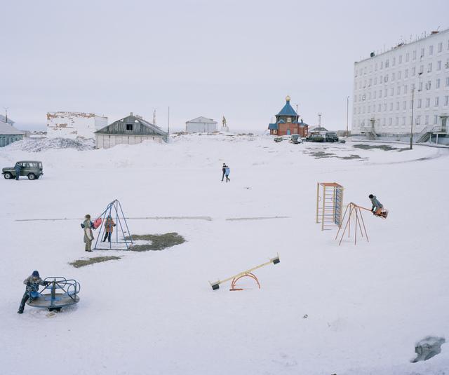 , 'Dorfplatz,' 2013, Galerie SOON
