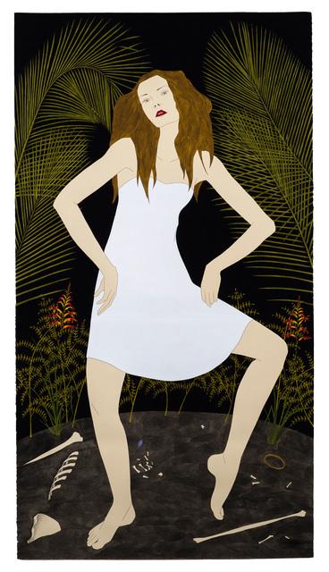 Marci Washington, 'Risen', 2015, Rena Bransten Gallery