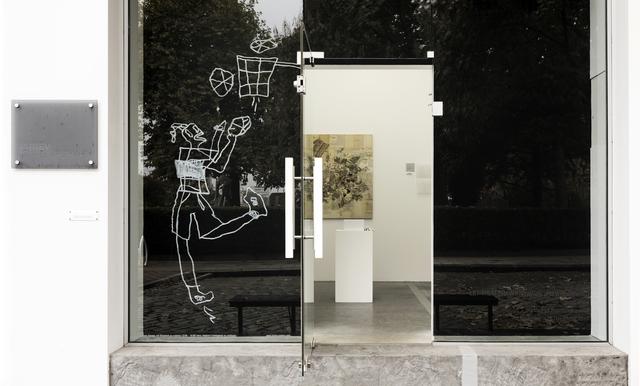, 'I scored,' 2017, SARIEV Contemporary
