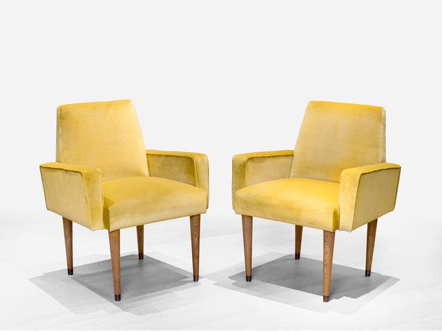 , 'Jean Royère Pair of armchair,' 1960, Galerie Patrick Seguin