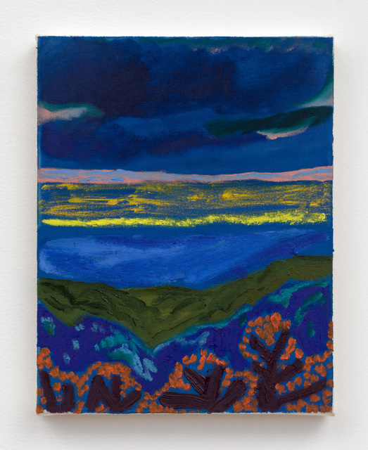 , 'At Bay,' 2019, Rachel Uffner Gallery