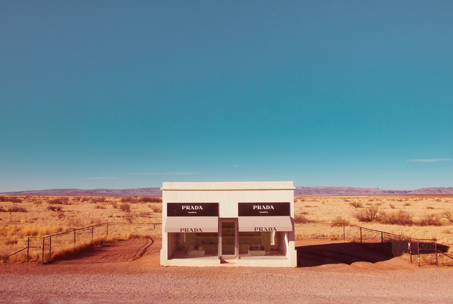 , 'CAPITALISM, Texas,' 2018, Bruce Lurie Gallery