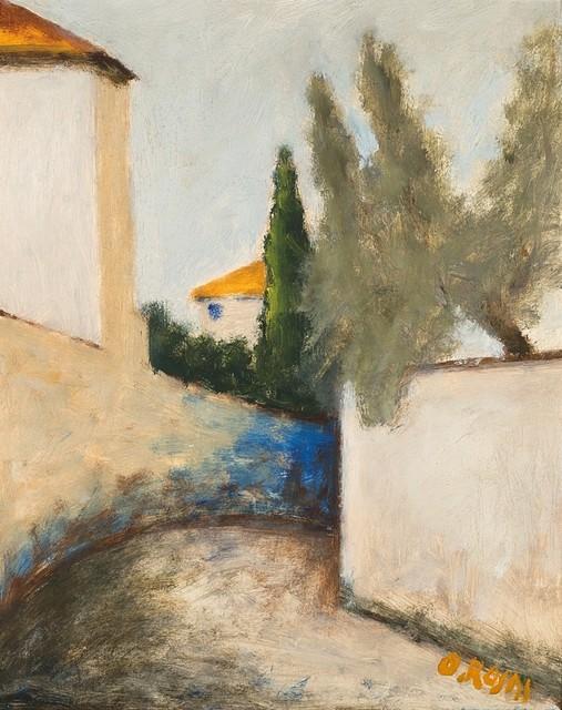 Ottone Rosai, 'Via San Leonardo', 1955, Finarte