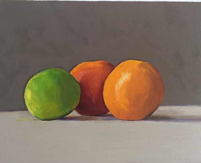 , 'Orange, Lemon and Lime,' 2016, Contemporary Art Matters