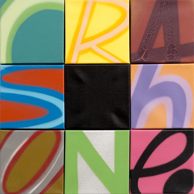 , 'Untitled (CRASHONE),' 2014, Jonathan LeVine Projects