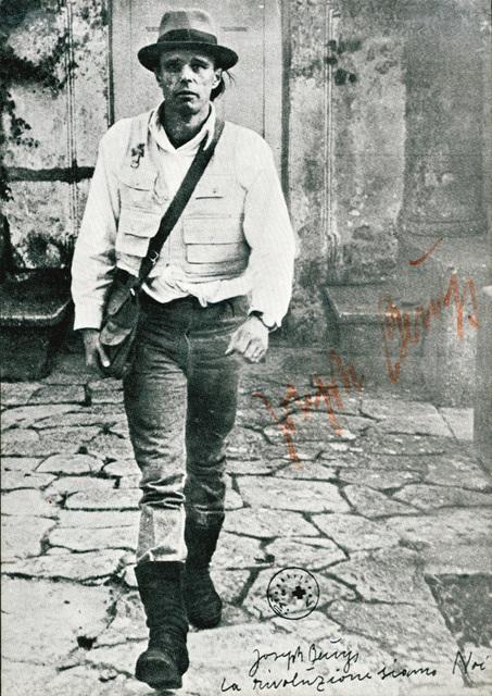 , 'La rivoluzione siamo noi,' 1972, Galerie Andrea Caratsch