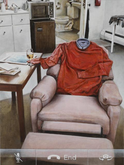 , 'Pine Tree Resident ,' 2016, Lora Schlesinger Gallery