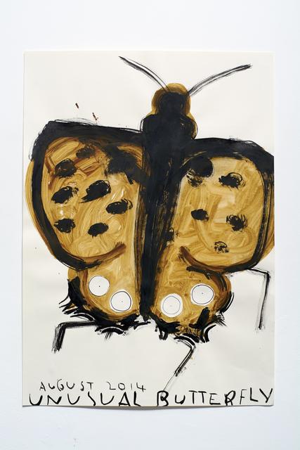 , 'Garden Butterfly,' 2014, Christian Larsen