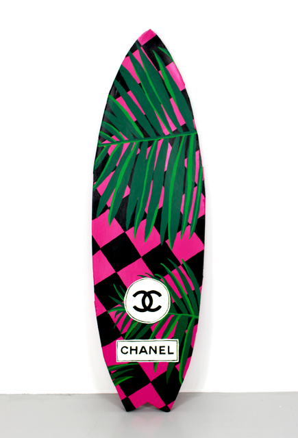 , 'Chanel Surfboard,' 2018, Galerie Droste