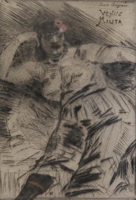 , 'VENUS MILITA,' , Gerrish Fine Art