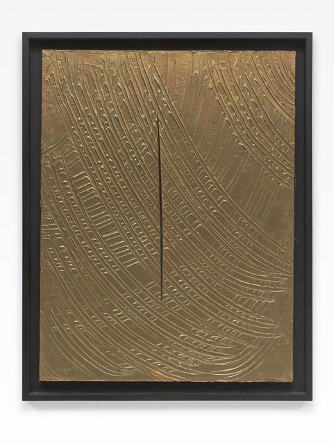 , 'Concetto spaziale,' 1961, Nahmad Contemporary