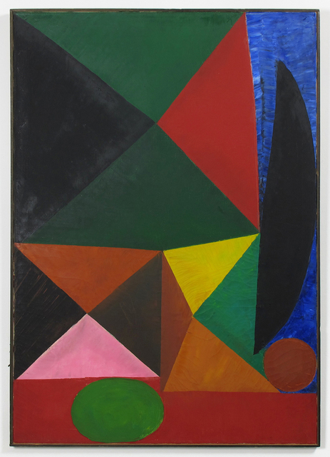 , 'Climate of the Heart #6,' 1956, Inman Gallery