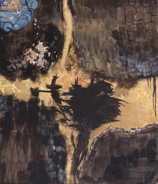 , 'Golden Hive,' 2017, Cross Contemporary Art