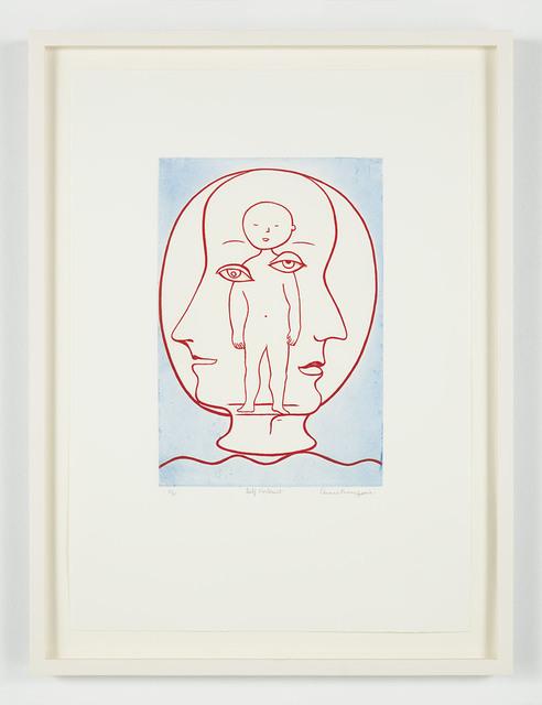 , 'Self Portrait (MoMA),' 1990-1994, Carolina Nitsch Contemporary Art