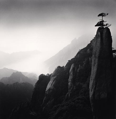 , 'Huanshan Mountains, study, Anhui, China,' 2009, Galería Quetzalli