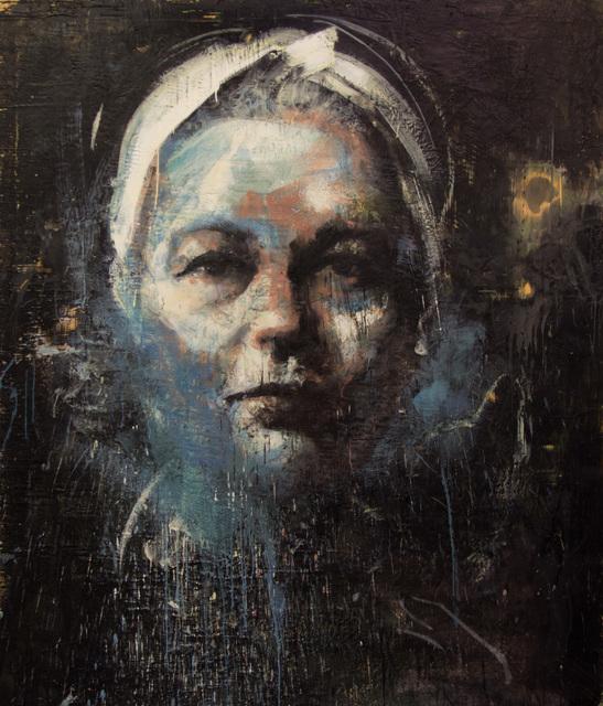 , 'Simone de Beauvoir (14063),' 2012-2014, Winston Wächter Fine Art