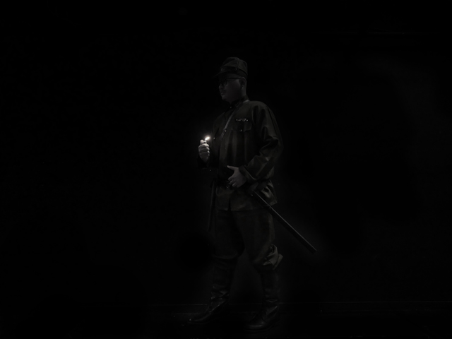 , '向黑 Towards Darkness,' 2018, TKG+