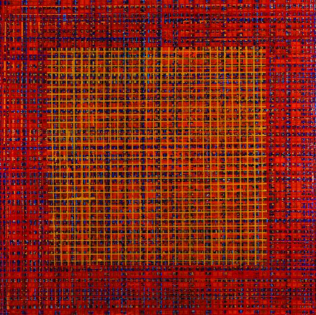 Marko Ladjušić, 'Megastructure Zip', 2019, Drina Gallery