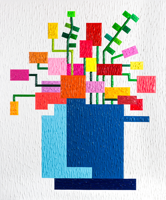 , 'Z Flowers ,' 2015-2016, HG Contemporary