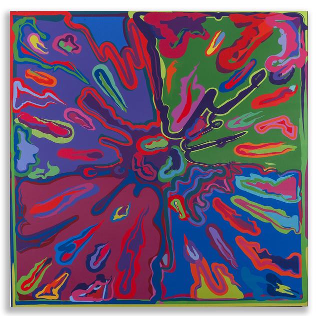, 'Explosion #9,' 2015, Carl Solway Gallery