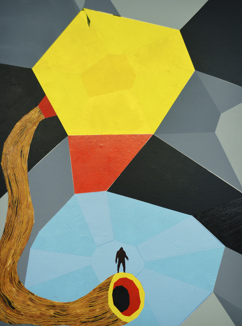 , 'Habitat 6,' 2014, Newzones