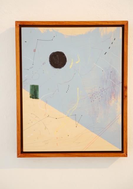 , 'Boundary I,' 2017, Kalashnikovv Gallery