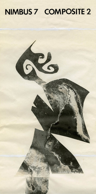 , 'Nimbus 7 Composite 2,' 1989, Marsiaj Tempo