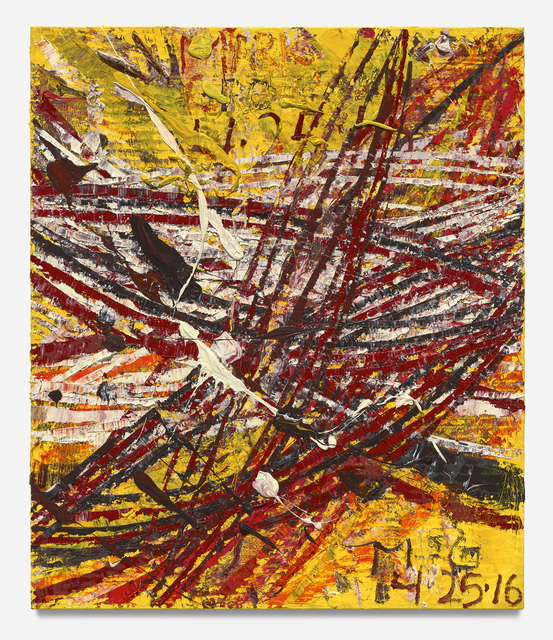 Mark Grotjahn, 'Untitled (New Capri XIX 47.19)', 2016, Gagosian