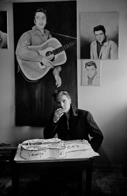 , 'Elvis Presley's 25th Birthday, Graceland, TN,' 1960, KP Projects