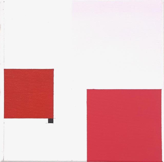 , 'Untitled (9 Squares) 18082,' 2018, Robert Kananaj Gallery