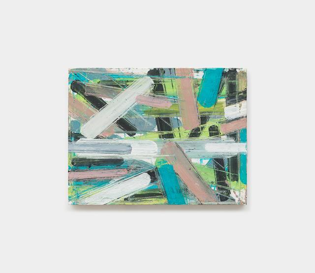 , 'Pinturinha #13,' 2018, Galeria Raquel Arnaud