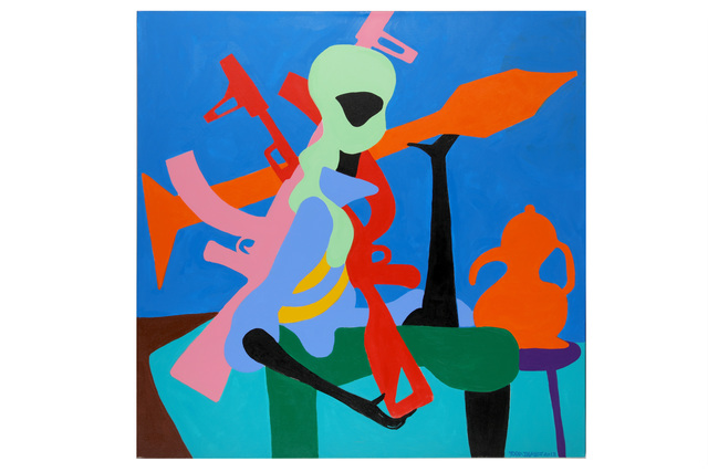 Todd James, 'Fully Equipped', 2013, Chiswick Auctions