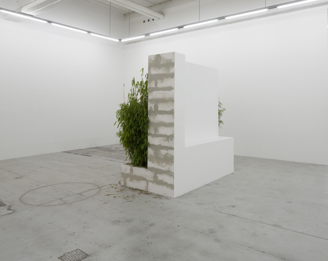 , 'High Bench (Intercourses),' 2014, Galleri Nicolai Wallner