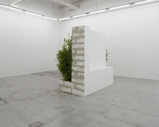 , 'High Bench (Intercourses),' 2014, Galleri Nicolai Wallner