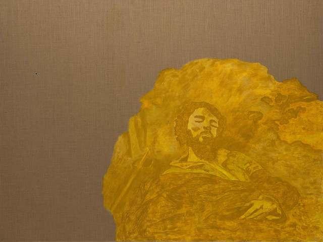 , 'Ritratto di Gustave Courbet (Saturnus),' 2017, M77 Gallery